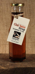 Chai Spice Syrup (8oz) - Celebrate Local, Shop The Best of Ohio