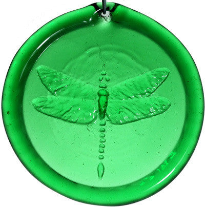 Dragonfly - Recycled Glass Suncatchers - Celebrate Local, Shop The Best of Ohio - 1