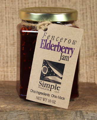 Elderberry Jam - Celebrate Local, Shop The Best of Ohio