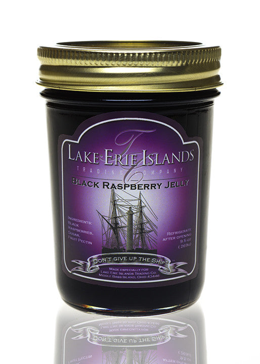 Black Raspberry Jelly 9.5 oz - Celebrate Local, Shop The Best of Ohio