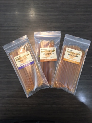 Honeyrun Ohio Raw Honey Stick Packs - Celebrate Local, Shop The Best of Ohio
