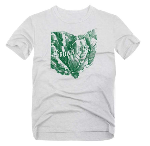 Grown Local Ohio T-Shirt - Celebrate Local, Shop The Best of Ohio