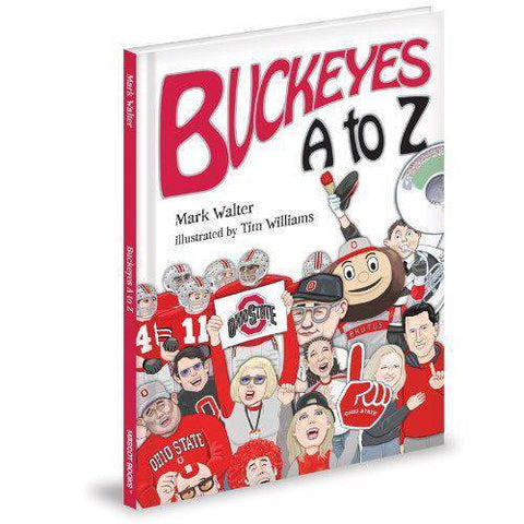 Buckeyes A to Z - Children's Book - Celebrate Local, Shop The Best of Ohio