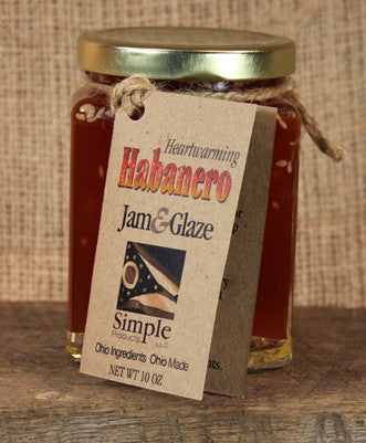 Heartwarming Habanero Glaze (10 oz) - Celebrate Local, Shop The Best of Ohio