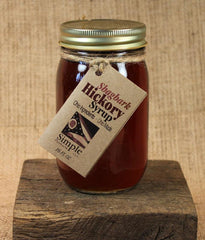Shagbark Hickory Syrup (16oz) - Celebrate Local, Shop The Best of Ohio