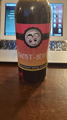 Ghost Berry Bourbon Wing Sauce - Celebrate Local, Shop The Best of Ohio