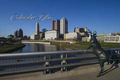Ohio Themed Postcard - Variety 4 in x 6 in