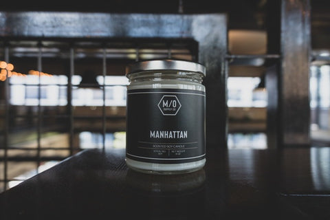 Manhattan Soy Jar Candle 8 oz