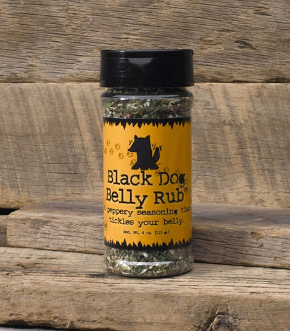Black Dog Belly Rub Spice Blend - Celebrate Local, Shop The Best of Ohio