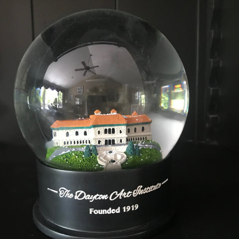 Dayton Ohio Region Limited Edition Custom Snow Globe - Celebrate Local, Shop The Best of Ohio