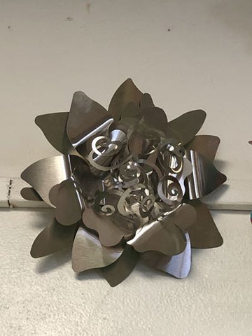Metal Crafted Passion Flowers - Celebrate Local, Shop The Best of Ohio