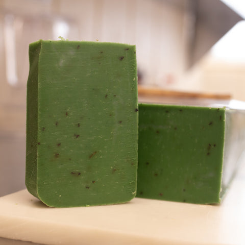 Mint Handcrafted Bar Soap