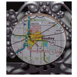Ohio Cities Map Magnet - Celebrate Local, Shop The Best of Ohio