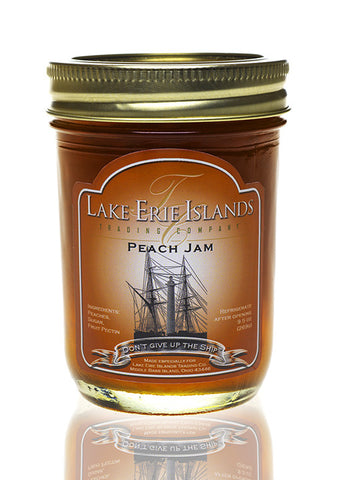 Peach Jam 9.5 oz - Celebrate Local, Shop The Best of Ohio