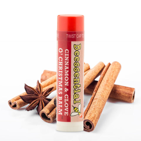 Cinnamon and Clove All Natural Beeswax Lip Balm - Celebrate Local, Shop The Best of Ohio