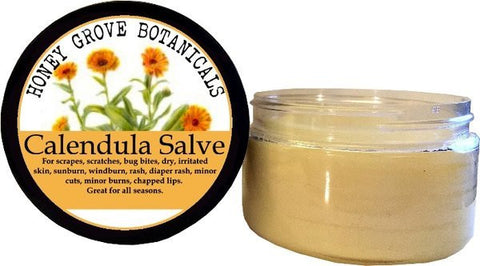 Calendula Salve 4 oz - Celebrate Local, Shop The Best of Ohio
