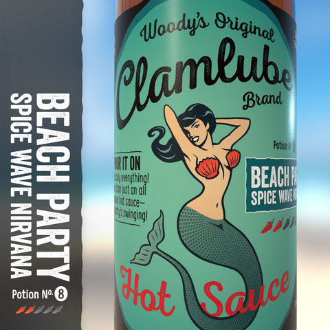 Beach Party Spice Wave Nirvana Hot Sauce - Celebrate Local, Shop The Best of Ohio - 1