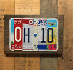 License Plate OHIO - Celebrate Local, Shop The Best of Ohio
