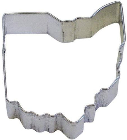 State Of Ohio Cookie Cutter - Celebrate Local, Shop The Best of Ohio