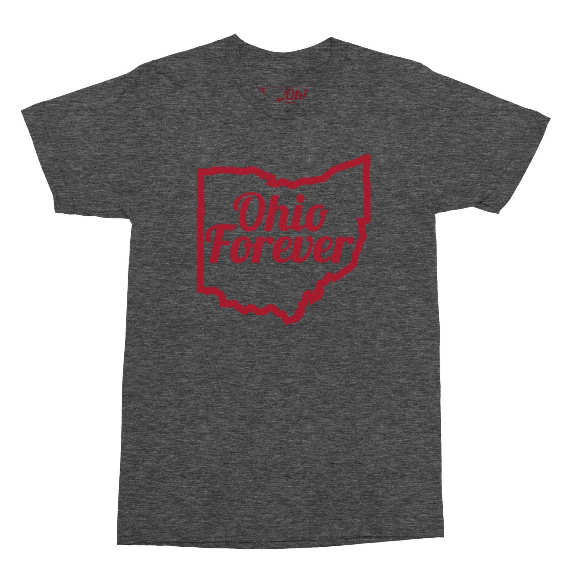 Ohio Forever Scarlet T-Shirt - Celebrate Local, Shop The Best of Ohio