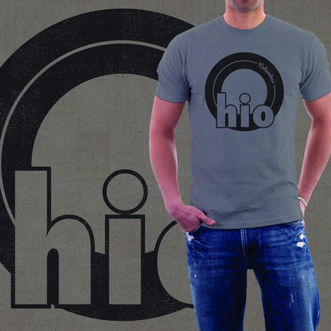 Big O Ohio Men's T-Shirt - Celebrate Local, Shop The Best of Ohio