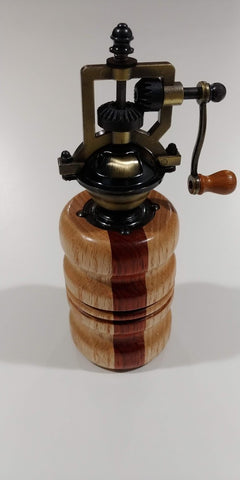 Old Fashioned Hardwood Peppermill - Celebrate Local, Shop The Best of Ohio