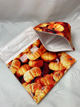 Reusable Sandwich Bag Set of Two