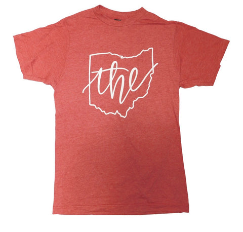 The Place To Be T-Shirt - Celebrate Local, Shop The Best of Ohio