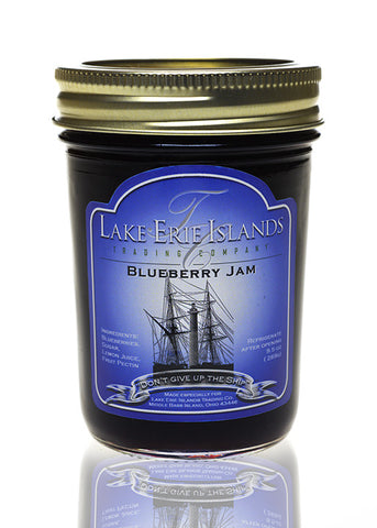 Blueberry Jam 9.5 oz - Celebrate Local, Shop The Best of Ohio