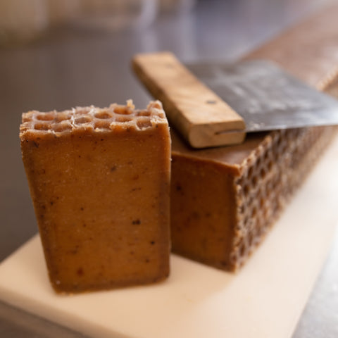 Honey Almond Handcrafted Bar Soap - Celebrate Local, Shop The Best of Ohio