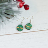 Ornament Dangle Earrings