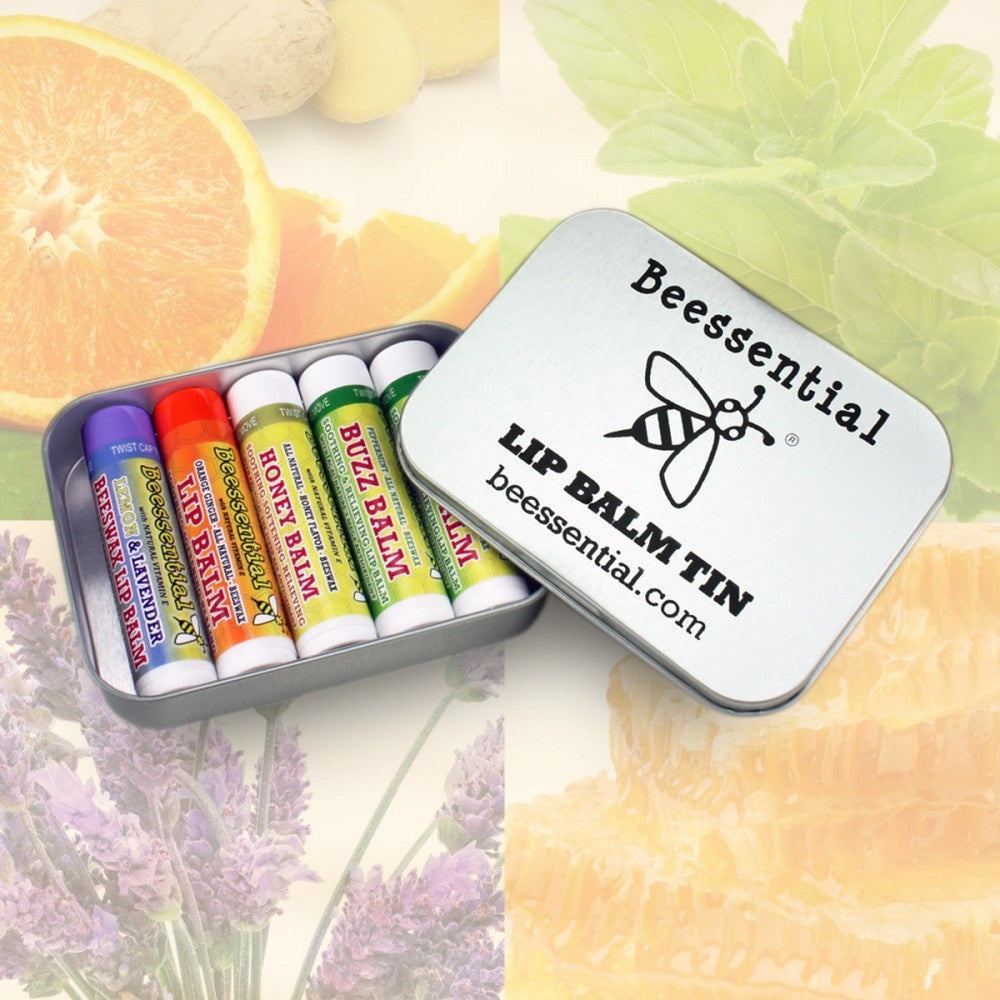 Lip Balm - Buzz Balm - Peppermint - Single - Celebrate Local, Shop The Best of Ohio
