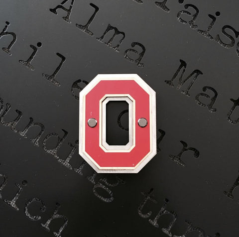 Block O Ohio State Bottle Opener - Celebrate Local, Shop The Best of Ohio