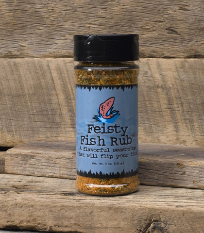 Feisty Fish Rub - Celebrate Local, Shop The Best of Ohio