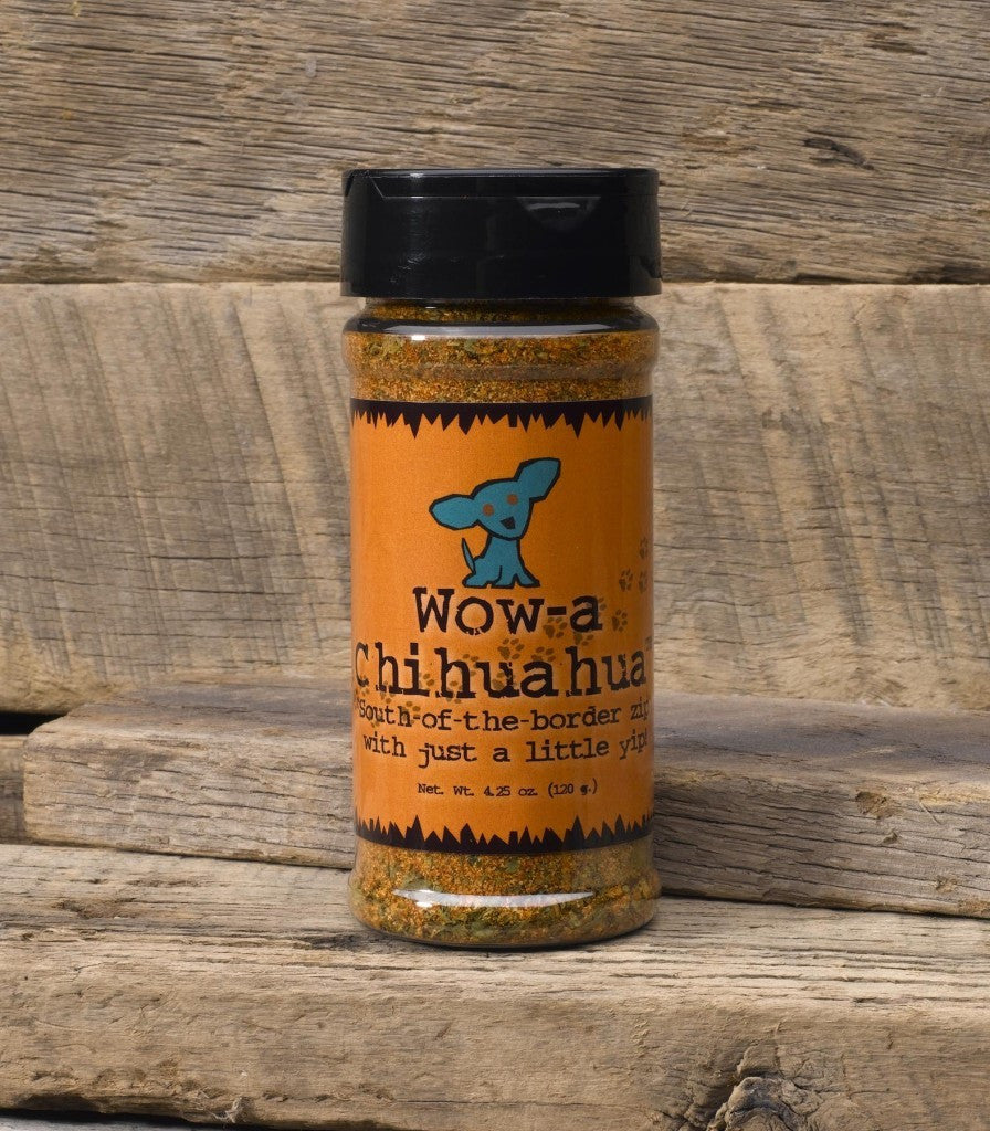 Wow-a-Chihuahua Spice Blend - Celebrate Local, Shop The Best of Ohio