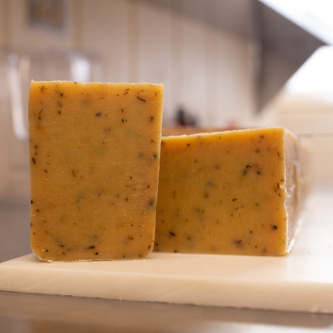Tea Tree Handcrafted Bar Soap