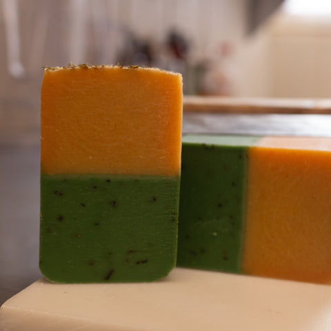 Lemongrass Mint Handcrafted Bar Soap - Celebrate Local, Shop The Best of Ohio