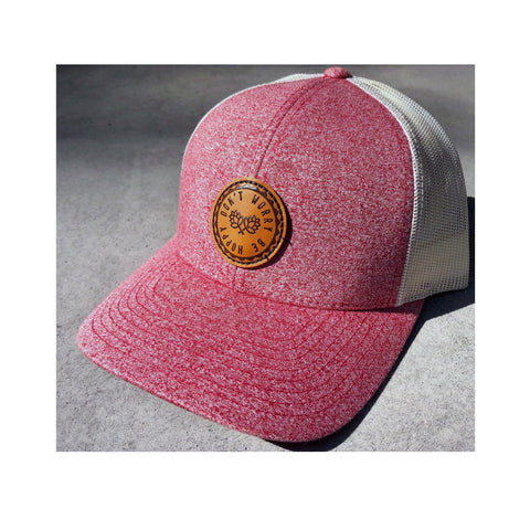 Leather Patch Hat - Celebrate Local, Shop The Best of Ohio
