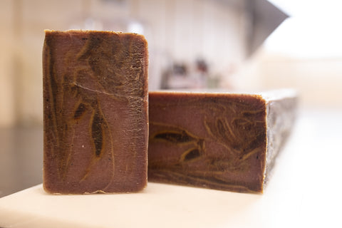 Patchouli Spice Handcrafted Bar Soap