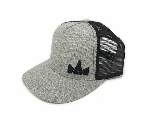 QCR Crown SnapBack Trucker Hat - Celebrate Local, Shop The Best of Ohio