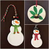 Ceramic Holiday Ornaments (Variety of Images) - Celebrate Local, Shop The Best of Ohio
