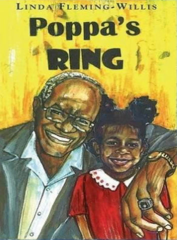 Poppa's Ring - Childrens Book - Linda Fleming-Willis - Celebrate Local, Shop The Best of Ohio