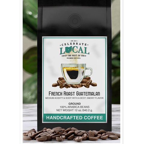 French Roast Guatemalan Coffee - Celebrate Local, Shop The Best of Ohio