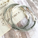 Leather Cord Bracelet - Celebrate Local, Shop The Best of Ohio