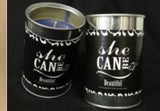 She Can Candles (Various Secents) - Celebrate Local, Shop The Best of Ohio - 2