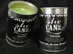 She Can Candles (Various Secents) - Celebrate Local, Shop The Best of Ohio - 4