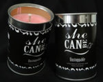 She Can Candles (Various Secents) - Celebrate Local, Shop The Best of Ohio - 5