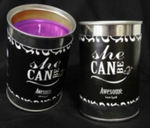 She Can Candles (Various Secents) - Celebrate Local, Shop The Best of Ohio - 6