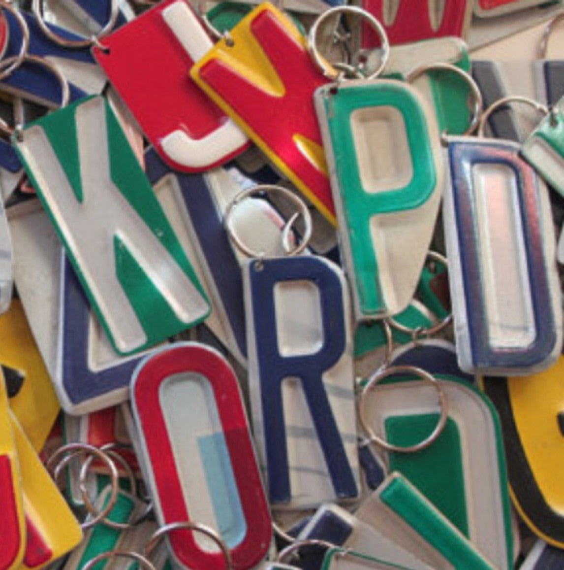 License Plate Key Chains - Celebrate Local, Shop The Best of Ohio