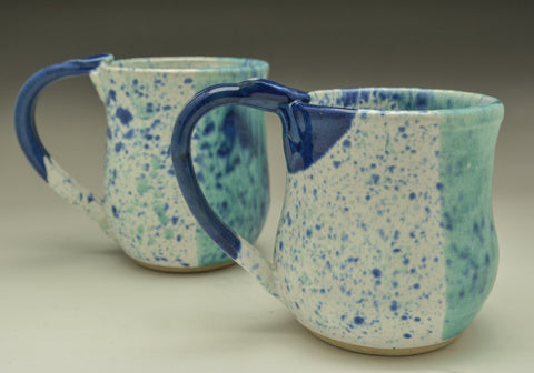 Seascape Hand Thrown Ceramic Mug - Celebrate Local, Shop The Best of Ohio